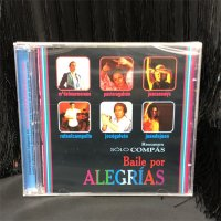 Baile por ALEGRIAS 踊りのための アレグリアス CD