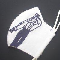 コットン素材のマスク タオル体操 (インナーマスク付き)