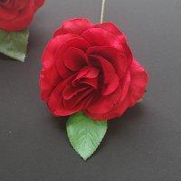 小さな薔薇 レッド