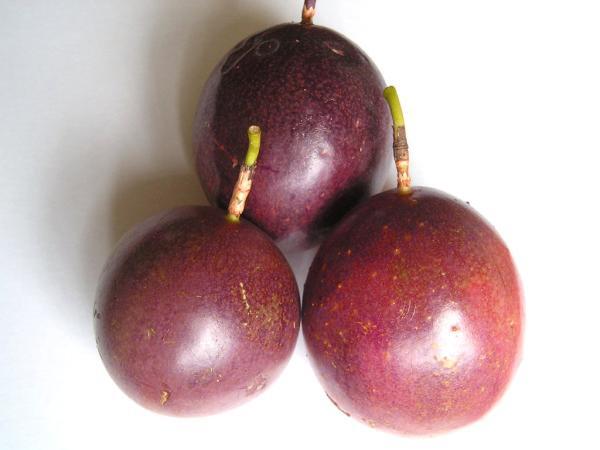 とにかく甘い!! パッションフルーツ(極甘紫実から採種)の種:1包(5個)