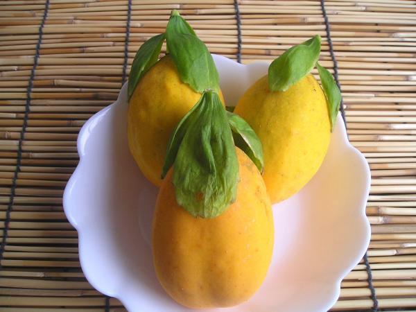 ミズレモン(酸味少なく普通のパッションとは全く違う風味!!)の種:1包(5個)