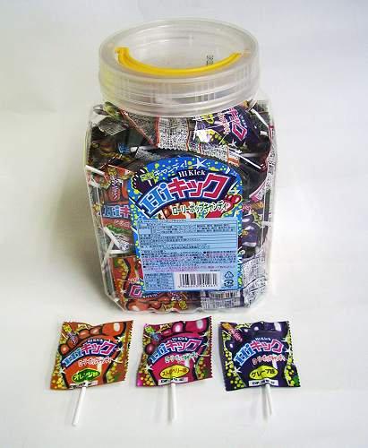 駄菓子hiキックローリーポップキャンディ駄菓子の通販 問屋