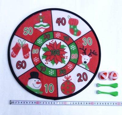 #500 クリスマス・マジックダーツ(1コ)