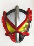 #600 お面 仮面ライダービルド・ラビットタンクスパーリングフォーム・6枚パック