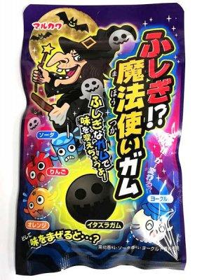 #100 マルカワ・ふしぎ魔法使いガム(10コ)
