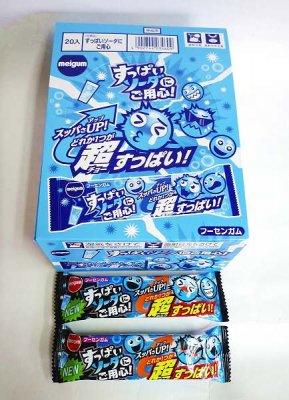 #30 すっぱいソーダにご用心ガム(20コ)