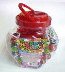 #10 やおきん・ハッピーポップキャンディ(100コ)
