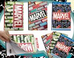 <img class='new_mark_img1' src='https://img.shop-pro.jp/img/new/icons26.gif' style='border:none;display:inline;margin:0px;padding:0px;width:auto;' />#120 MARVEL・A5カバー付ノート(12コ)