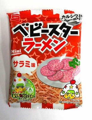 #30 ベビースターラーメン・サラミ味(30コ)