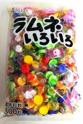 #1300 春日井・ラムネいろいろ大粒750g(1袋)