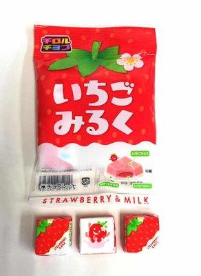 #100 チロルいちごみるく (5袋)