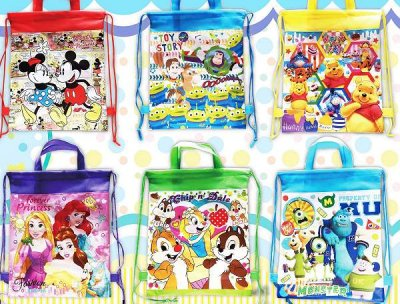 #120 ディズニー・2wayバッグ(12コ)