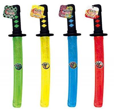#120 hr 日本刀シャボン玉(24コ)