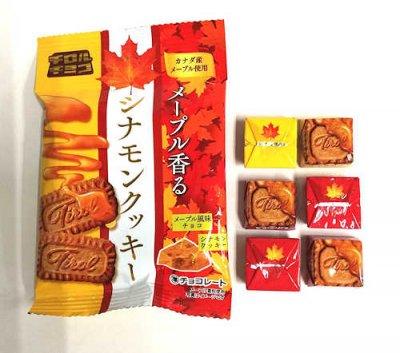 #100 チロル・シナモン香るメープルシロップ(5袋)