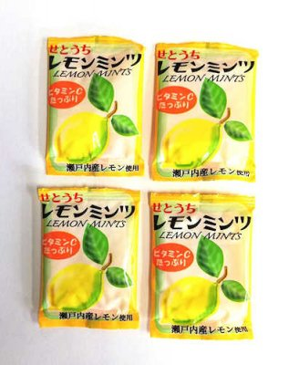 #10 オリオン レモンミンツ(10コ)