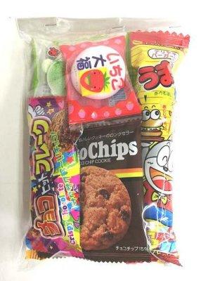 ■#10 駄菓子 詰合せ・OPP袋入り税抜80円(*送料サービス対象外)