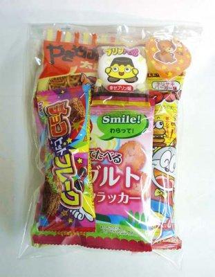 ■#12 駄菓子 詰め合せ・OPP袋入り税抜100円(送料サービス対象外)