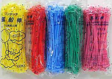 #7 カラー立ち棒 (100本)