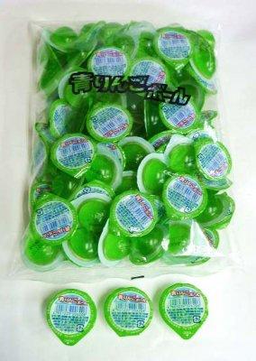 #10 ゼリーボール・青りんご(100コ)