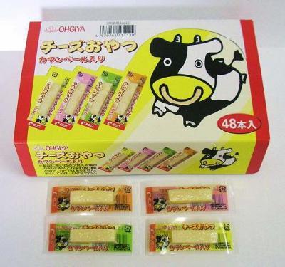 #500 チーズおやつBOX(48本入り) (1箱)