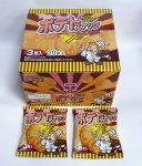 #30 かとう製菓・ポテトスナック・ステーキ風味(20コ)