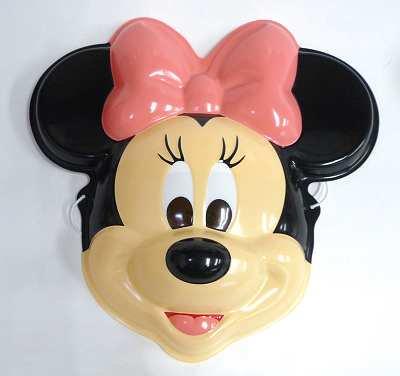#600 お面 ミニーマウス