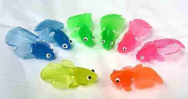 #15 やわらかミニ金魚 (100コ)