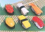 #50 イワコー・お寿司消しゴム (20コ)