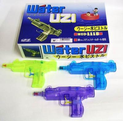 #150 ハヤシ玩具・ウージー水ピストル (12コ)