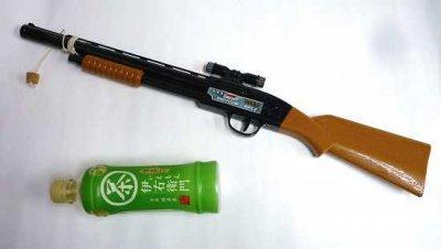 #980 ショットガンライフル・コルク銃(1コ)