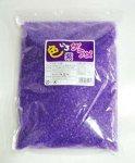 #1200 色ザラメ・紫 1キロ (1コ)