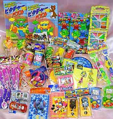 #50 50円おもちゃパック(60コ)