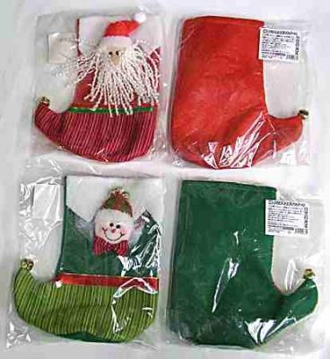 #200 kz クリスマスギフトブーツ・お菓子なし(12コ)