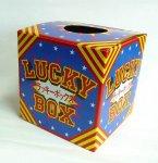 #600 抽選箱・ラッキーBOX (1コ)