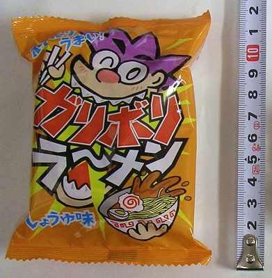 #30 ガリボリラーメン・しょうゆ味(21コ)