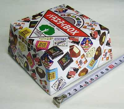 #300 チロル バラエティーBOX(1箱)