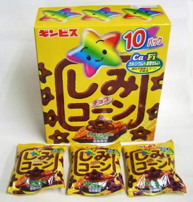 #700 しみチョココーン・10P大箱(1コ)