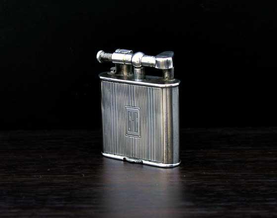 Dunhill Vintage lighter SLV