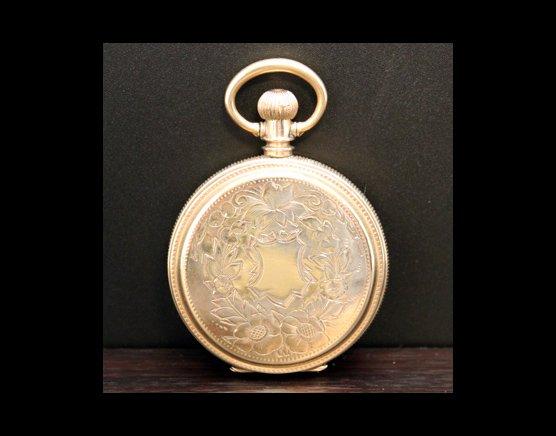 ELGIN 1887 14K Pocket watch