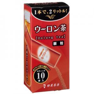 インスタントティー:インスタントウーロン茶スティックタイプ 10本入パック