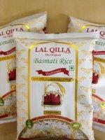 バスマティライス  『LAL QILLA』 Basmati Rice (3Kg)