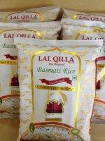 バスマティライス  『LAL QILLA』 Basmati Rice (5Kg)