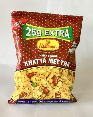 カッタミータ【Haldiram's】KHATTA MEET...