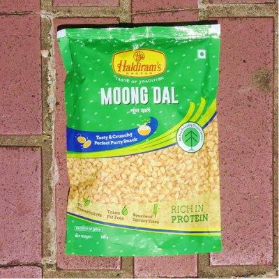 ムングダル【Haldiram's】MOONG DAL (150g)