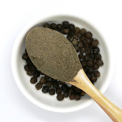 ブラックペッパー(パウダー) Black pepper Powder (25g)