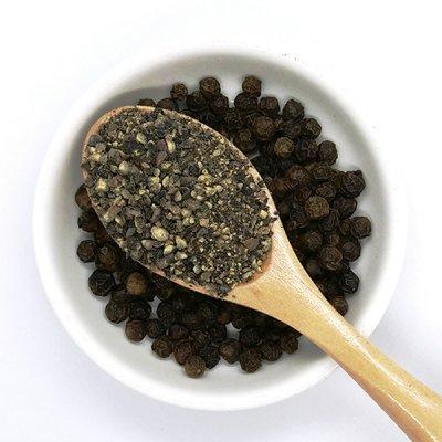ブラックペッパー(コルサ) Black pepper coarse (25g)