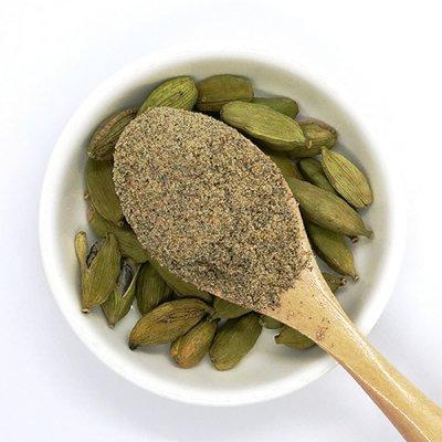 カルダモン (グリーン) パウダー Cardamon Green Powder (25g)