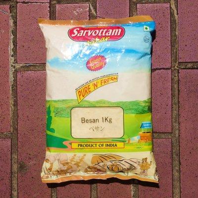 ベサン Besan (1kg)