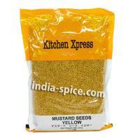 業務用イエローマスタードシード(500g) Yellow Mustard Seeds