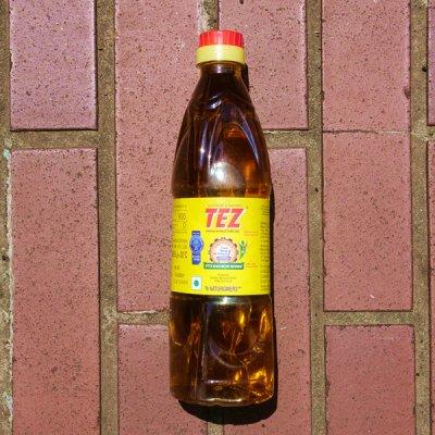 マスタードオイル Mustard Oil (1000ml)